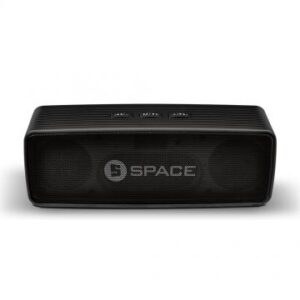 Space Echo Portable Bluetooth Speaker