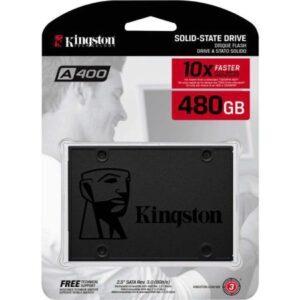 Kingston A400 960GB Specs