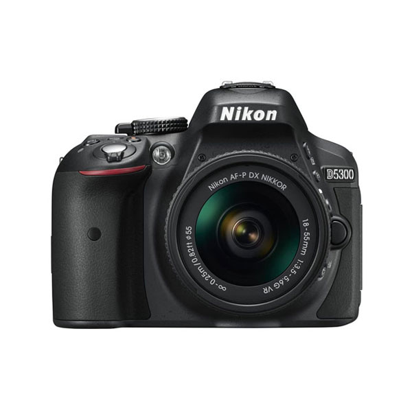 Nikon D5300 DSLR Camera Specification