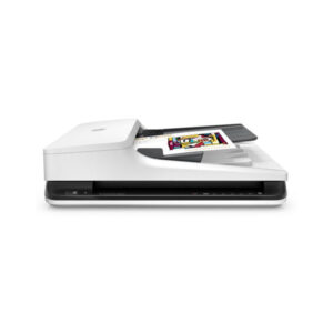 HP Scanner 2500 F1 Specification