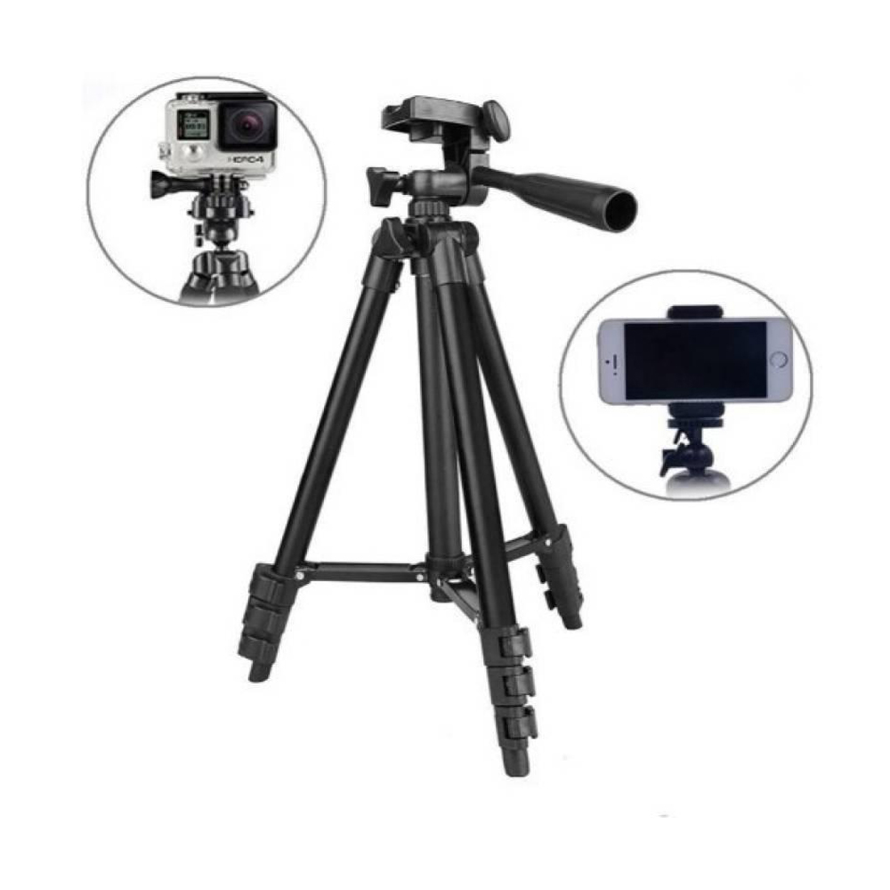 Tripod 3120A For tiktok user camera stand with mobile holder – NexGen Shop