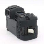 3. Silicon Case for Canon Cameras Black