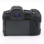 4. Silicon Case for Canon Cameras Black