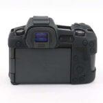 5. Silicon Case for Canon Cameras Black