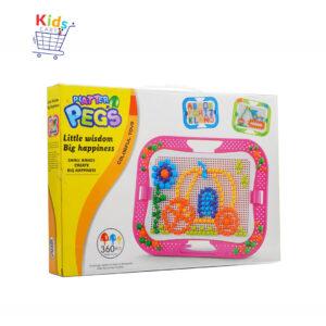 Platter Pegs / PIN Game