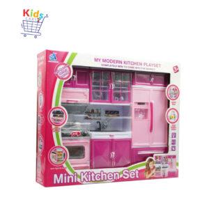mini kitchen set price in Pakistan