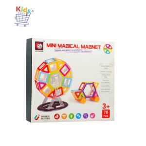 Mini Magical Magnet 3+ 76 Pieces