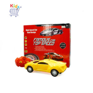 Famous car top speed