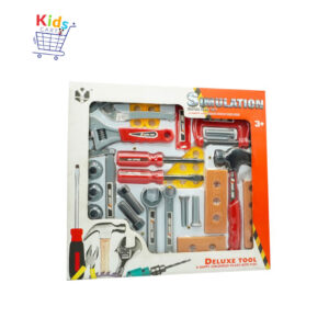 Simulation Super Play Set Deluxe Tool
