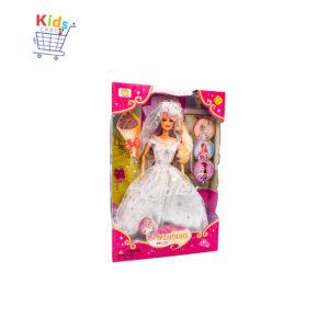 Defa Lucy Doll Elegant Wedding Dress