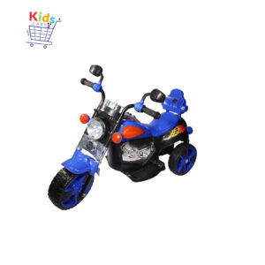 Kids Musical Battery-Operated Ride on Bike