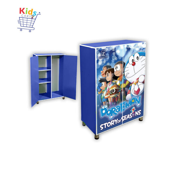 Baby clothes storage cupboards