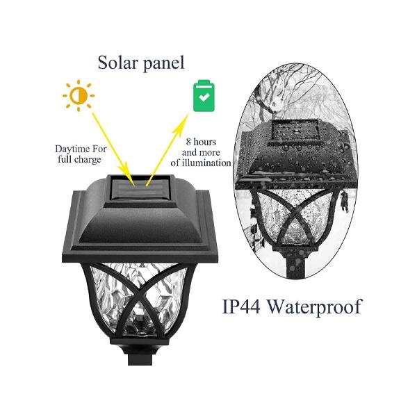 Six Pack Solar Light