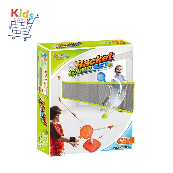 Outside Inside Freestyle Racket Game Set